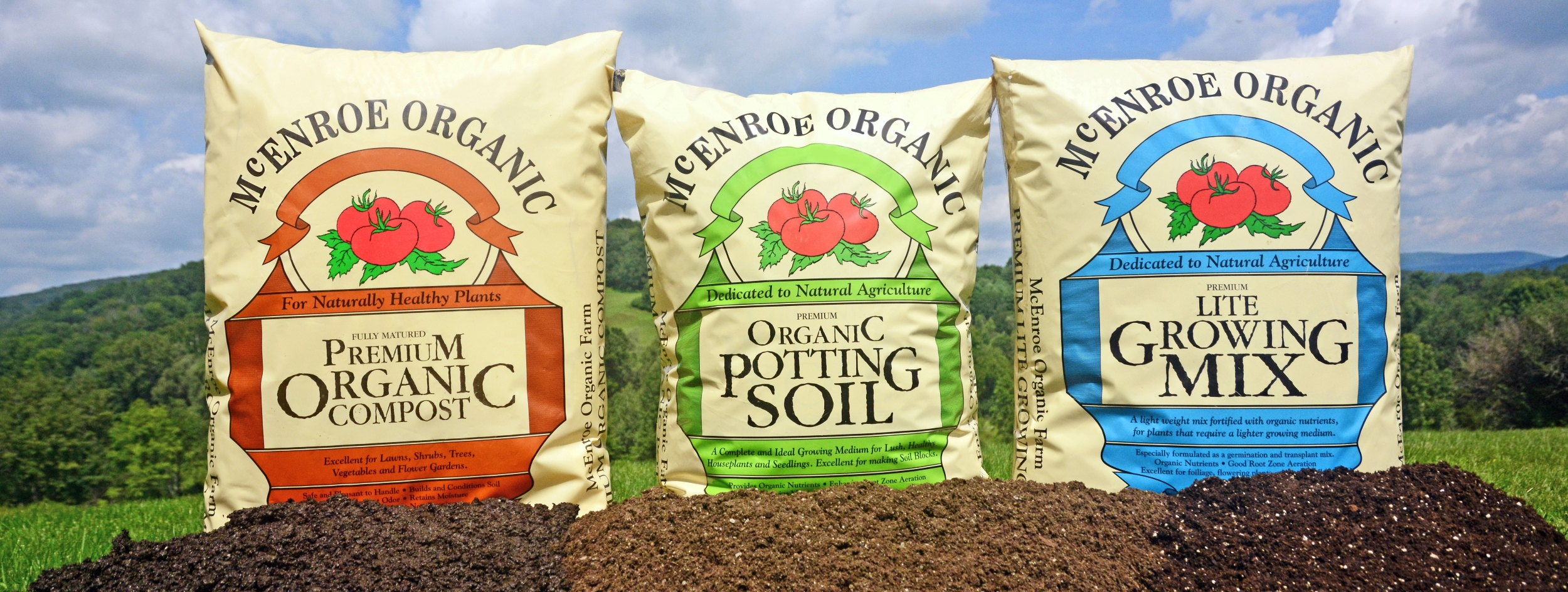 Our Compost is the Foundation of all of our Premium Soils